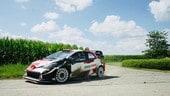 WRC,Ypres Rally: asfalto rovente a Ferragosto
