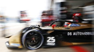 ePrix Berlino, qualifica gara1 nel segno DS Techeetah: Vergne in pole