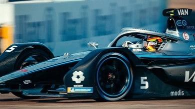 ePrix Berlino, qualifica gara2: Vandoorne in pole, Mercedes verso l'addio