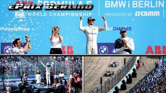 ePrix Berlino, il meglio e peggio di gara2: Mercedes super regina, succede alla Ds Techeetah