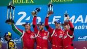 24 Ore di Le Mans, Ferrari e AF Corse dominano in Classe GTE