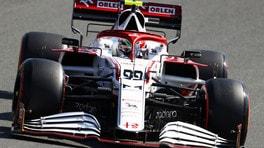 """Giovinazzi super nelle qualifiche: """"Ora un GP d'Olanda di conferma"""""""