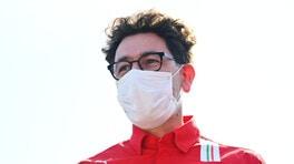 """Binotto: """"Ferrari sta lavorando sui limiti della SF21 e siamo contenti"""""""