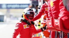 """Sainz: """"GP Olanda troppo difficile. Non mi sentivo bene con la mia Ferrari"""""""