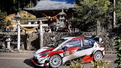WRC, ufficiale: annullato il Rally del Giappone