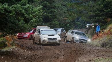 WRC, al via il Rally Acropolis