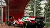 Alfa Romeo, livrea celebrativa in ricordo di Nino Farina a Monza