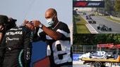 GP Italia, gli highlights della Qualifica Sprint a Monza