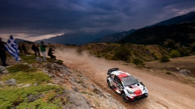 WRC, Rovanpera vince il Rally Acropolis