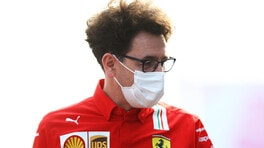 """Binotto: """"Gara a metà. Leclerc? Veloce e talentuoso ma dovevamo fare meglio"""""""