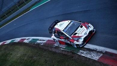 WRC, a Monza si chiude la stagione 2021