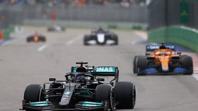 F1, cambia la classifica Costruttori dopo il GP di Russia