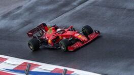 Ferrari, Rueda analizza il dilemma tattico con Leclerc