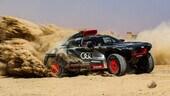 Dakar 2022, Sainz-Cruz e la pazza idea di vincere subito con Audi