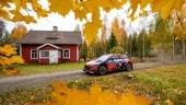 WRC, Rally di Finlandia: Breen chiude la prima tappa al comando