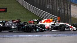 """Hamilton: """"Non sono furibondo col team, episodio esagerato"""""""