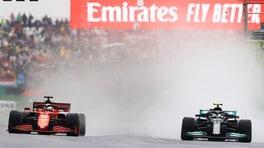 """Leclerc: """"Abbiamo corso per vincere, cresciamo più degli altri"""""""