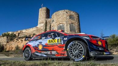 WRC, Ogier e Toyota in Catalogna per chiudere il discorso Mondiale