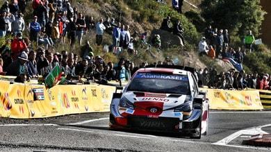 WRC, Rally Catalunya: Ogier è il più veloce nello shakedown