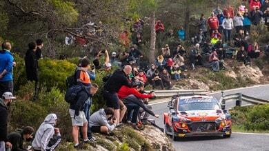 WRC, Rally Catalunya: Neuville consolida il primato dopo la seconda tappa