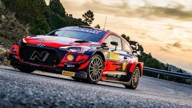WRC, Neuville vince in Catalogna