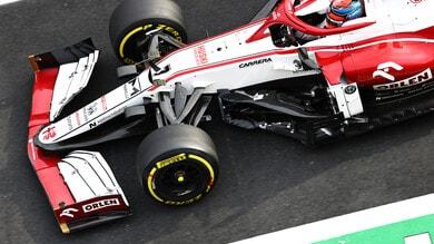 GP Usa amaro per l'Alfa: dal contatto di Kimi al team radio brusco di Giovi