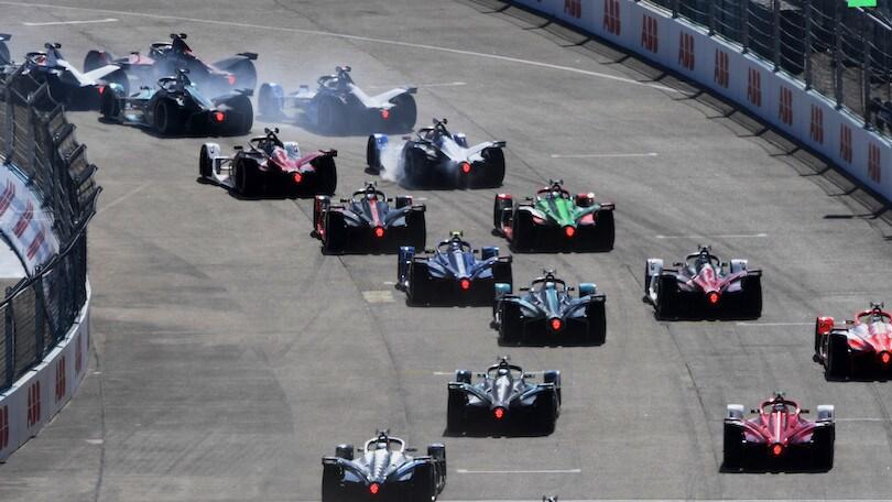 Formula E, primi passi per la monoposto Gen3